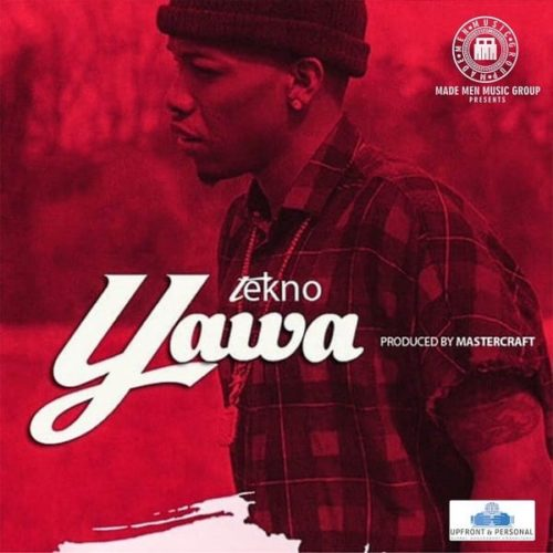 Tekno Yawa Artwork
