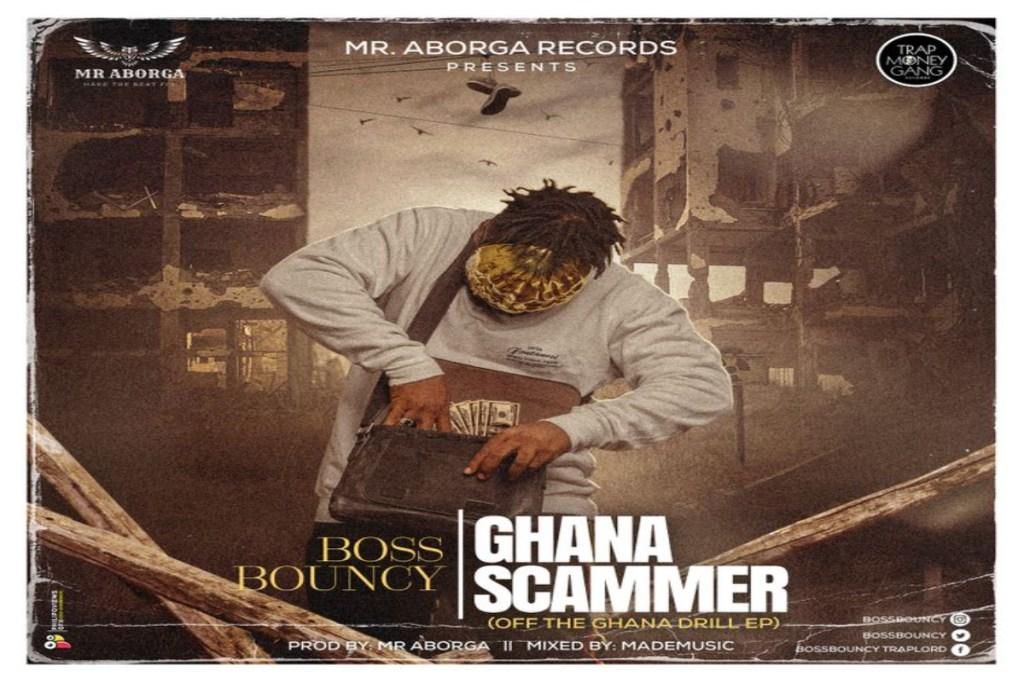 Boss Bouncy Ghana Scammer