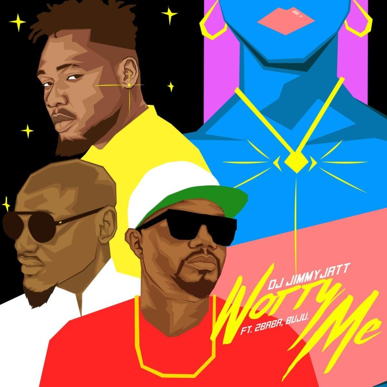 DJ Jimmy Jatt ft Buju 2Baba – Worry Me