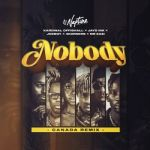 DJ Neptune Ft. 4Korners Kardinal Offishall Jayd Ink Joeboy Mr Eazi – Nobody Canada Remix