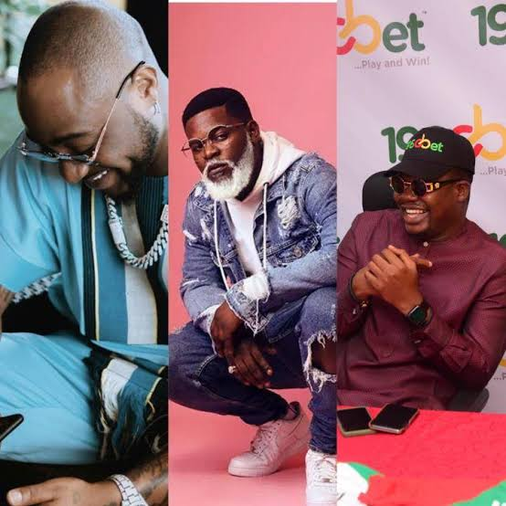 Davido explains why falz and Macroni was not seen during his meeting with the IGP