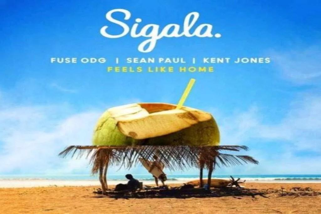 Fuse ODG – Feels Like Home ft Sean Paul X Kent Jones
