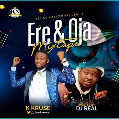 Mixtape DJ Real – Ere And Oja Mix