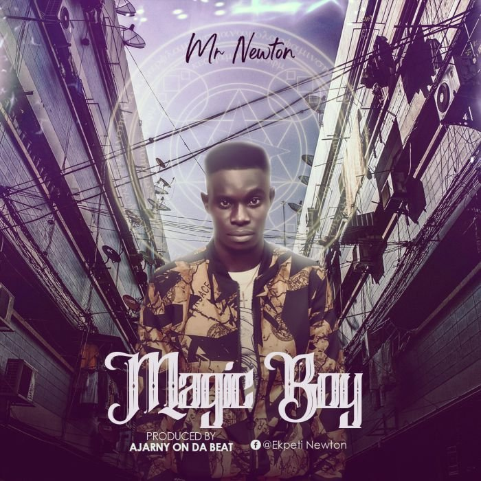 Mr Newton – Magic Boy