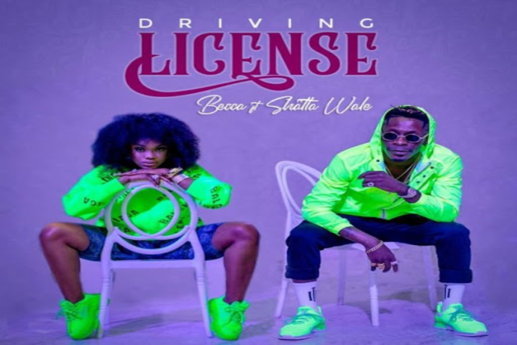 Becca – Driving License ft Shatta Wale