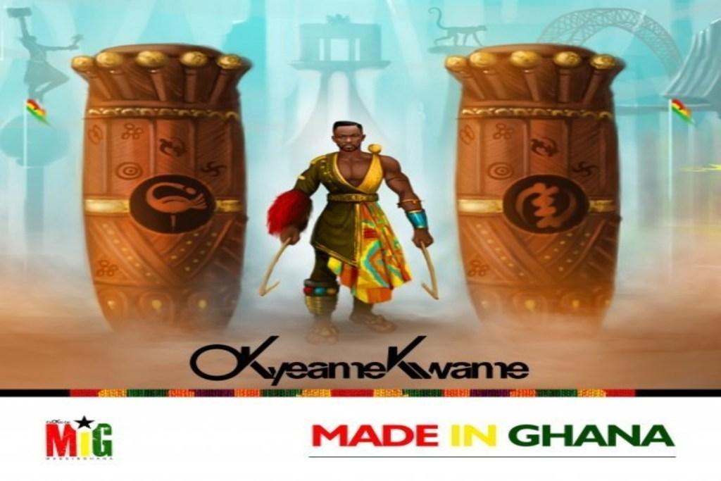 Okyeame Kwame – Dia Tina ft Wiyaala X King Ralph