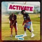Stonebwoy ft Davido – Activate