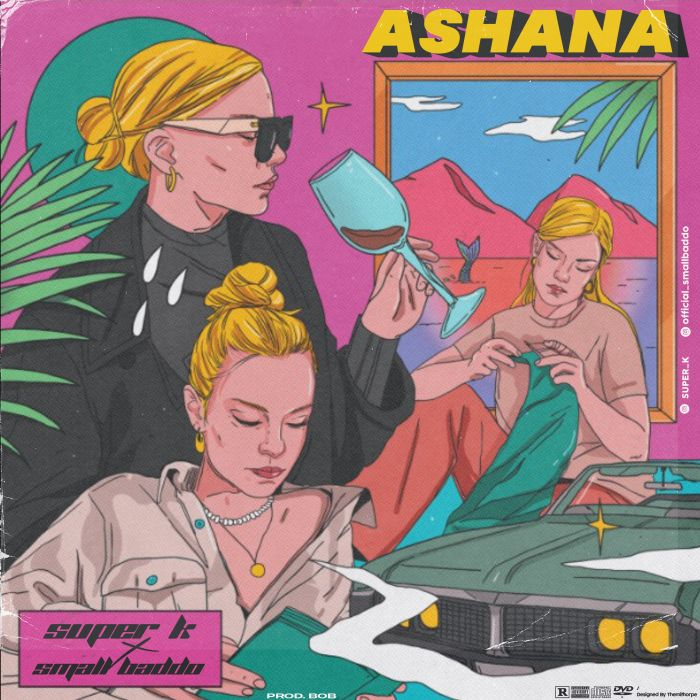 Super K Ft Small Baddo – Ashana