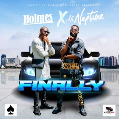 Holmes Ft. DJ Neptune Finally Mp3 Download