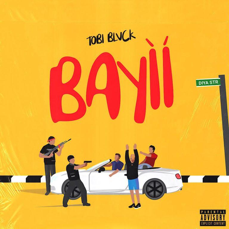 Tobi Blvck Bayii Mp3 Download