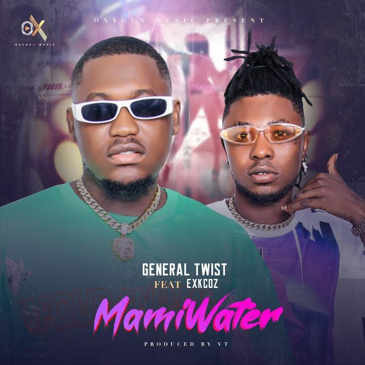 General Twist Ft Exkcoz Mamiwater Mp3 Download