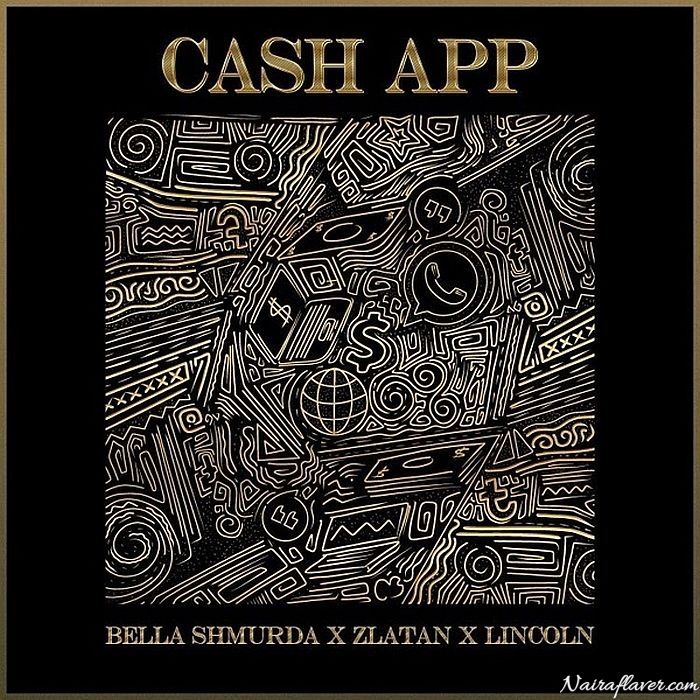 """Download Instrumental of an Afro-pop singer, Bella Shmurda who recently came out with a hot jam, titled """" Cash App """" featuring Zlatan and Lincoln, which was officially produced by Drey Spencer Mp3 Download"""