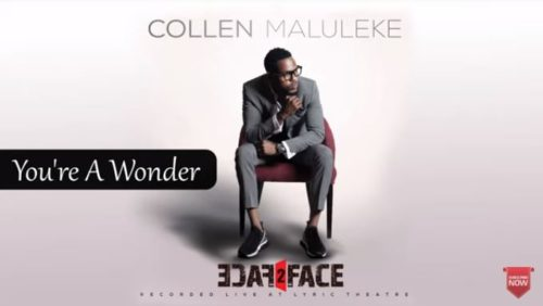 Collen Maluleke Youre A Wonder