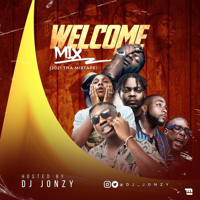 DJ Jonzy – Welcome To 2021