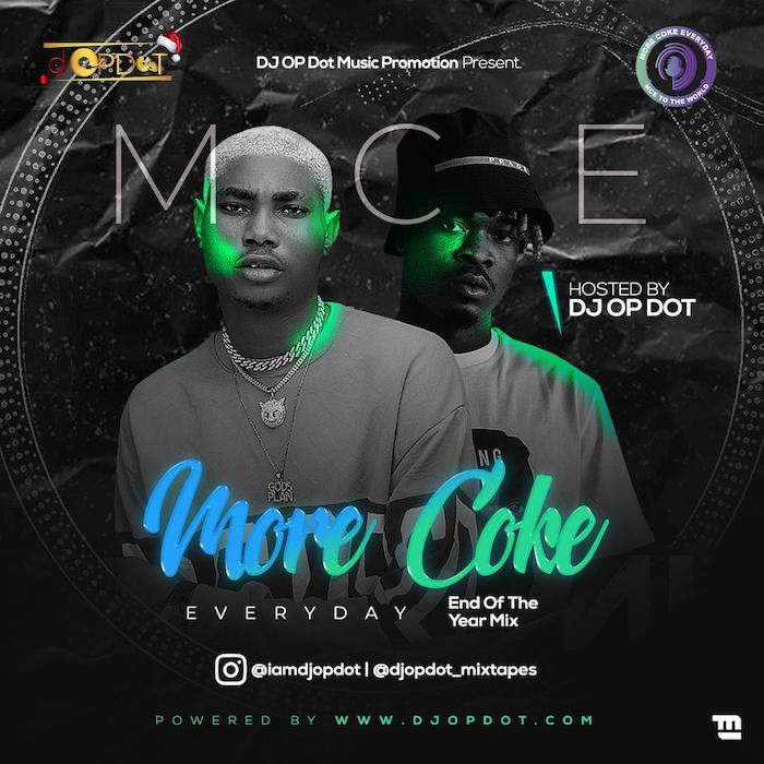 DJ OP Dot – MCE End Of The Year Mix