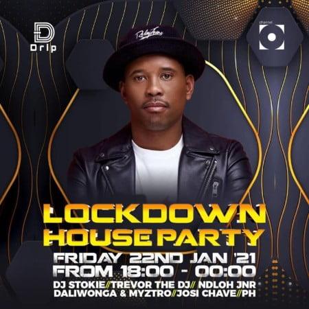 DJ Stokie Lockdown House Party Mix 2021