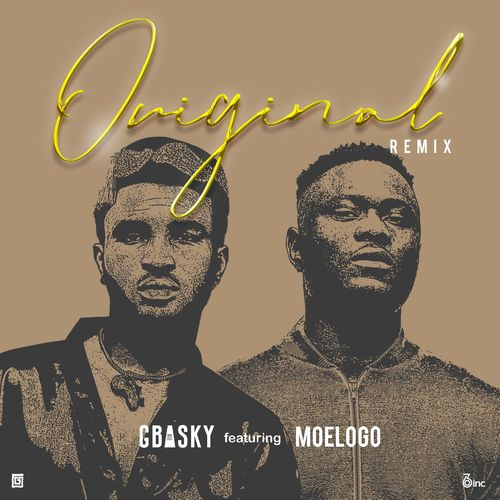 Gbasky Original Remix Ft Moelogo