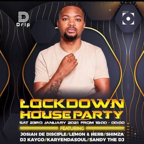 Josiah De Disciple Lockdown House Party Mix 2021