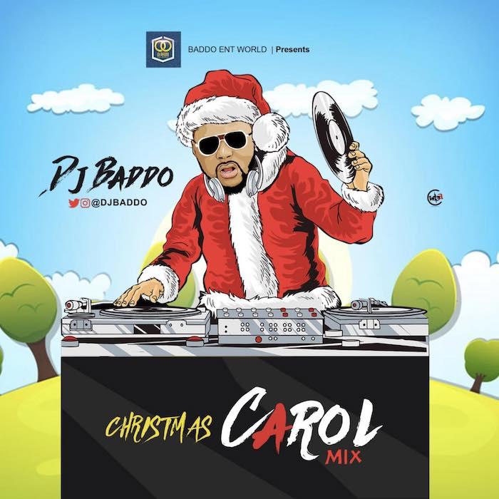 Mixtape DJ Baddo – Christmas Carol Mix