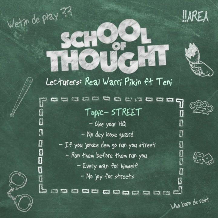 Teni ft Real Warri Pikin – School Of Thought