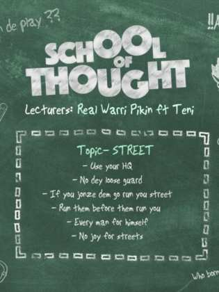 Teni ft Real Warri Pikin – School Of Thought