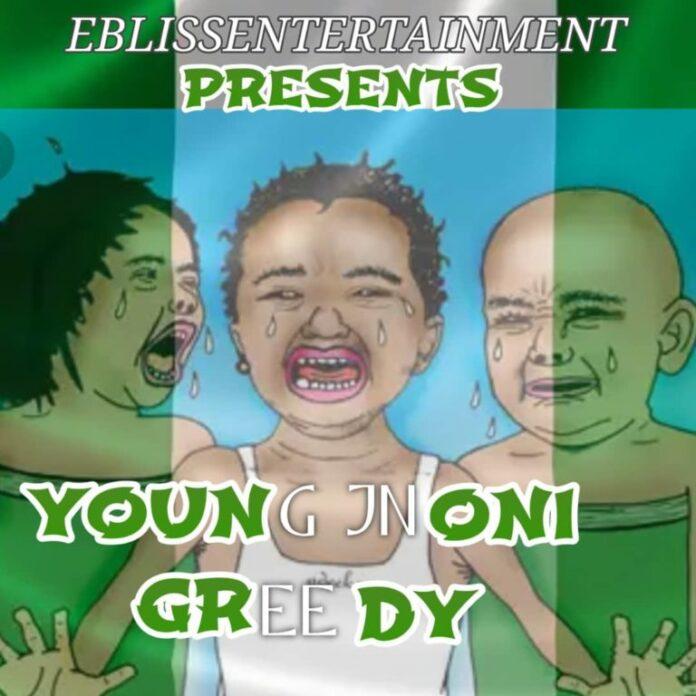 YOUNG JNONI – Greedy