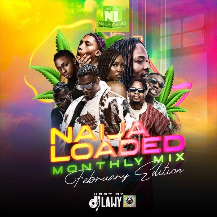 DJ Lawy – Monthly Mixtape February 2021 Edition