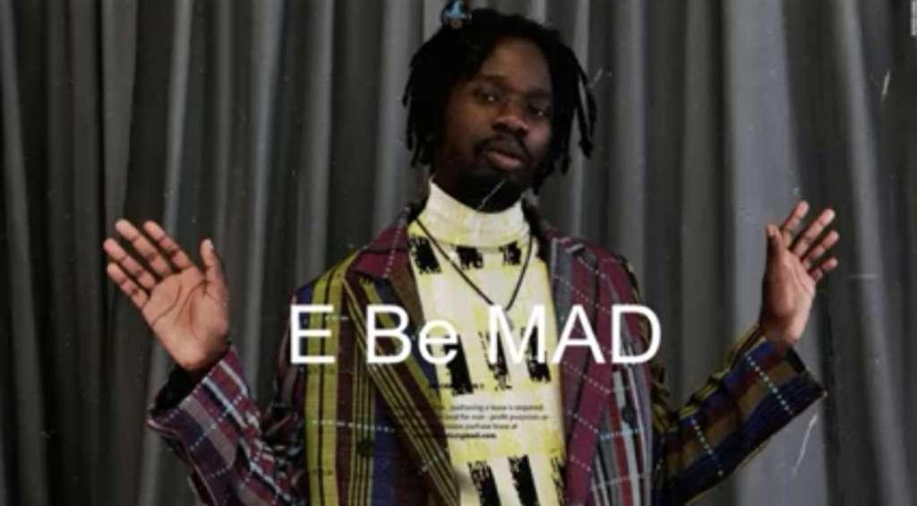 Instrumental Mr Eazi E Be Mad Mp3 Download