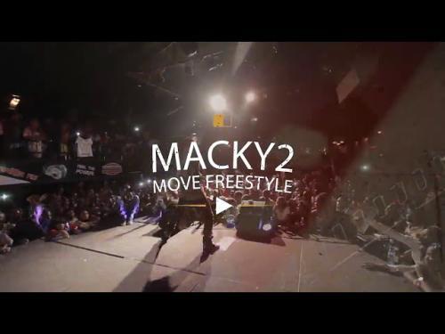Macky2 Move Freestyle