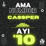 Cassper Nyovest Ama Number Ayi 10 ft. Abidoza Kammu Dee LuuDaDeejay Mp3 download
