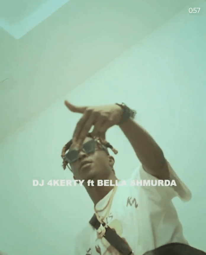 DJ4kerty Majo Ft Bella Shmurda Mp3 Download