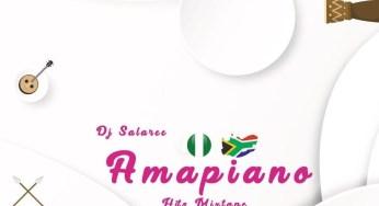 Dj Salaree Amapiano Hits Mixtape mp3 download