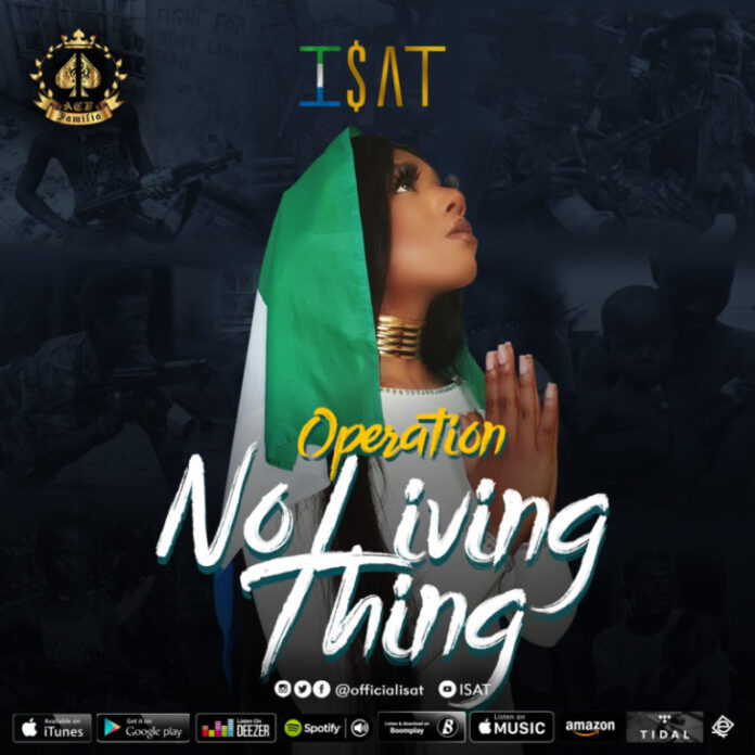 Isat – No Living Thing