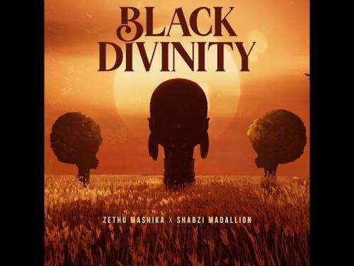 Shabzi Madallion Black Divinity Prod by Zethu Mashika