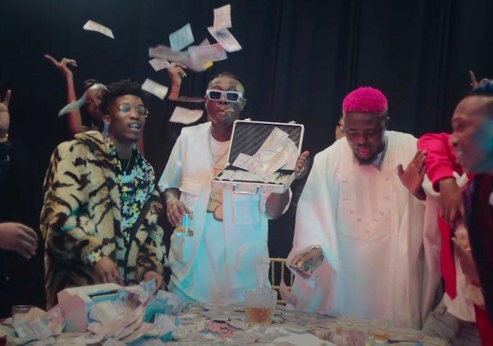 VIDEO: Zlatan Ft. Oberz, Frescool, Oladips, Kabex, TROD – Lagos Anthem Remix