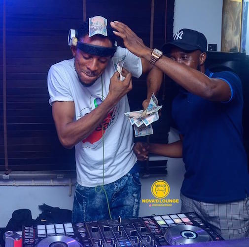 DJ Binlatino ft. Omah Lay – Godly Amapiano Version