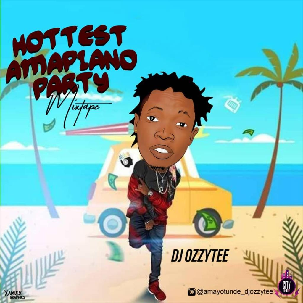 DJ Ozzytee – Hottest Amapiano Party Mix