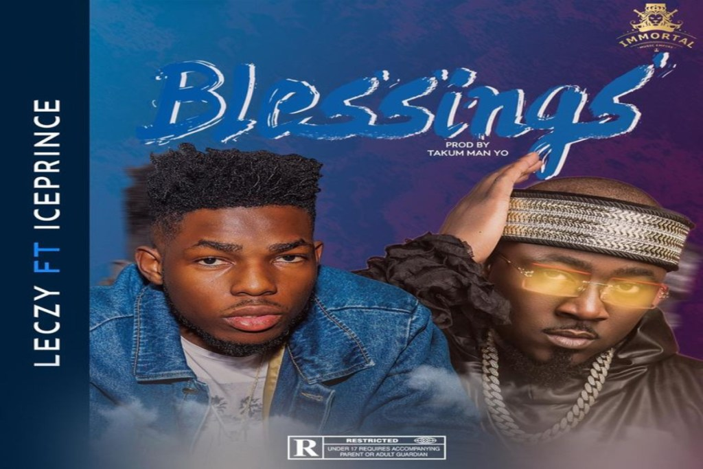 Leczy Blessings ft. Ice Prince mp3 download