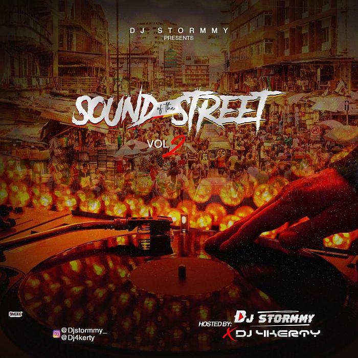 Mixtape DJ Stormmy X DJ 4kerty – Sound Of The Street Vol.2