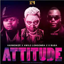 Harmonize Attitude ft Awilo Longomba & H baba mp3 download