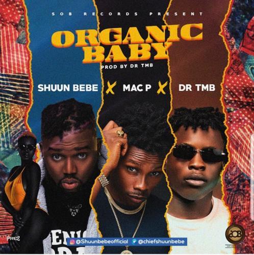 Shuun Bebe X Mac P x Dr Tmb Organic Baby