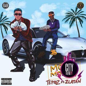 Tepidz More Money ft. Zlatan mp3 download
