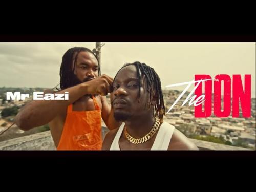 VIDEO Mr Eazi The Don Short Film