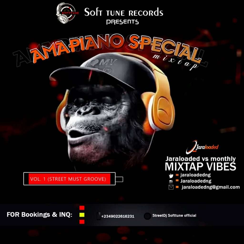 DJ Softtune Special Amapiano Mp3 download