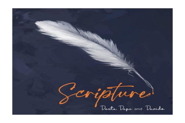 Dexta Daps Scripture ft. Davido Mp3 Download