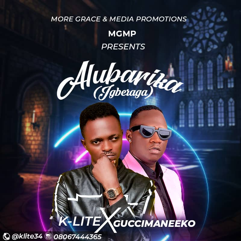 KLite Alubarika ft. Guccimaneeko Mp3 Download