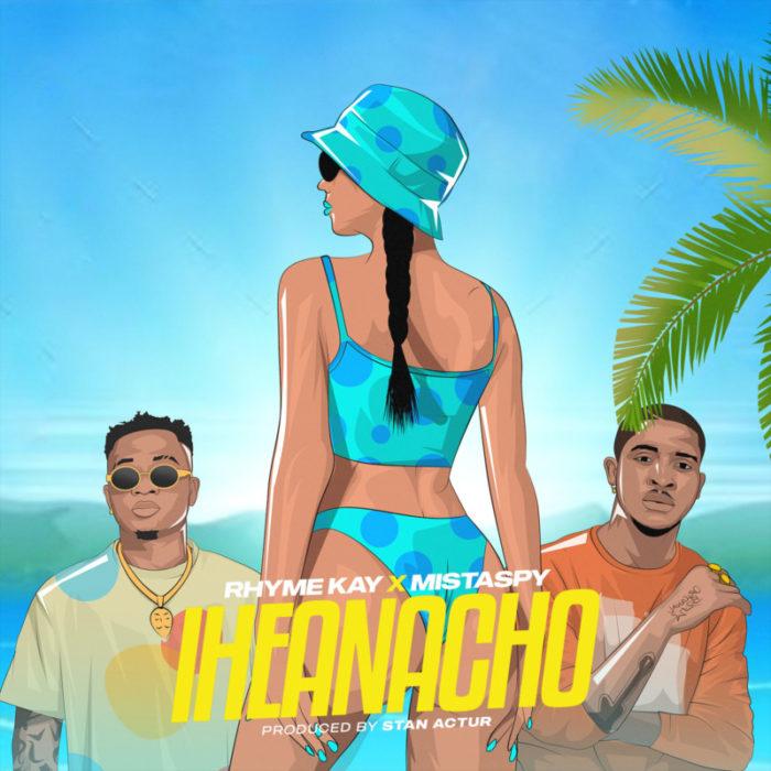 Rhyme Kay Iheanacho ft. Mistaspy mp3 download