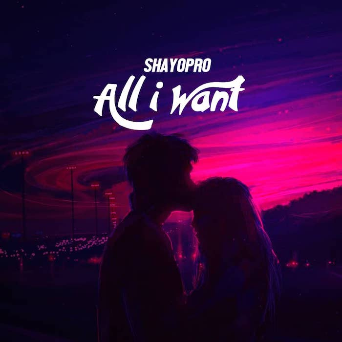 Shayopro – All I Want Mp3 download