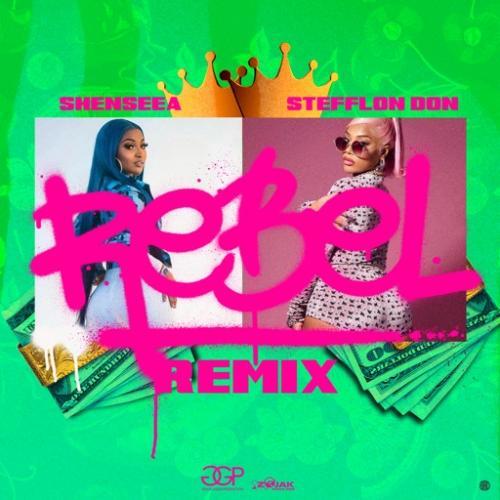 Shenseea Rebel Remix Ft. Stefflon Don mp3 download