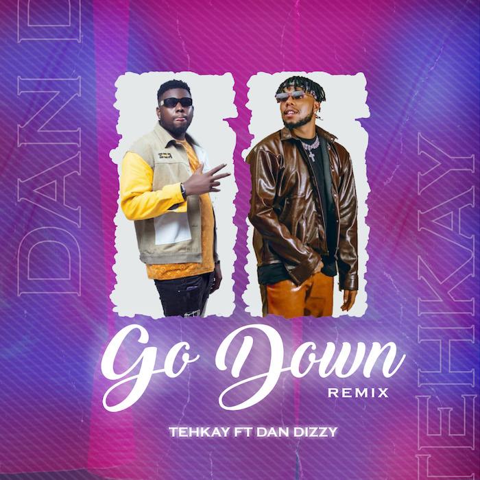 Tehkay Ft. Dandizzy Go Down Remix mp3 download